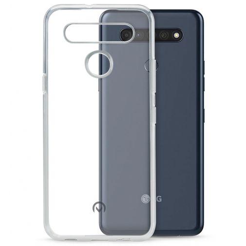 Productafbeelding van de Mobilize Gelly Case Clear LG K51s