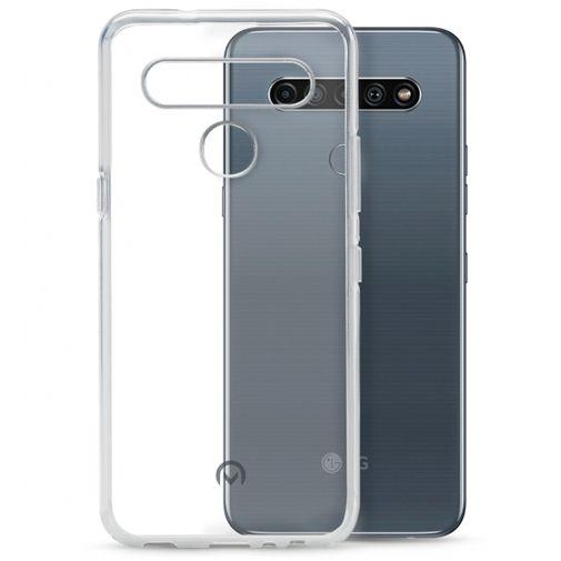 Productafbeelding van de Mobilize Gelly Case Clear LG K61
