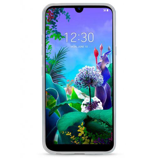 Productafbeelding van de Mobilize Gelly Case Clear LG Q60