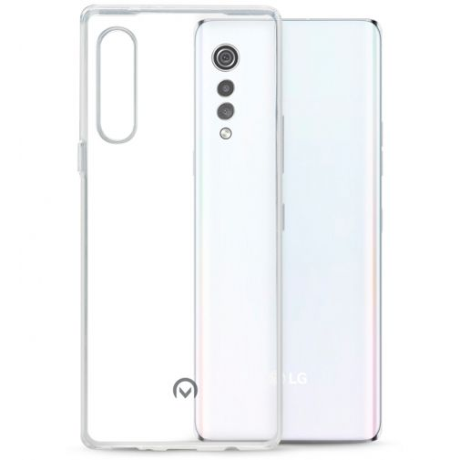 Productafbeelding van de Mobilize Gelly Case Clear LG Velvet