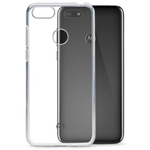 Produktimage des Mobilize Gelly Case Clear Motorola Moto E6 Play