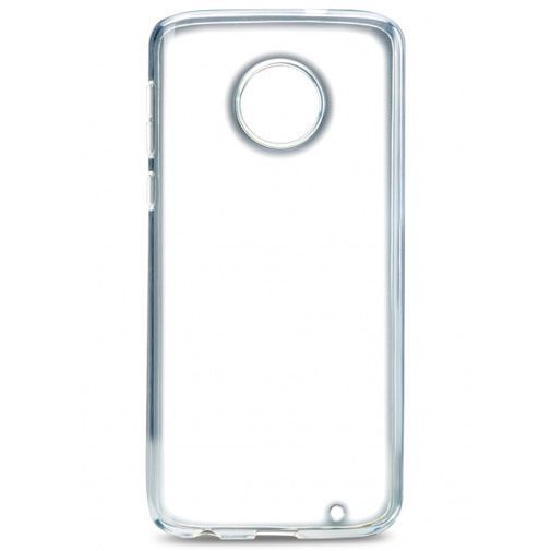 Productafbeelding van de Mobilize Gelly Case Clear Motorola Moto G6 Plus