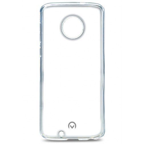 Mobilize Gelly Case Clear Motorola Moto G6