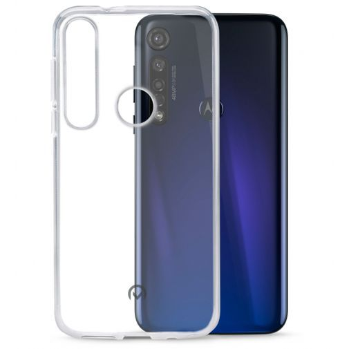 Productafbeelding van de Mobilize Gelly Case Clear Motorola Moto G8 Plus