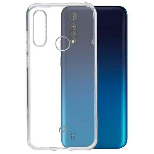 Productafbeelding van de Mobilize Gelly Case Clear Motorola Moto G8 Power Lite