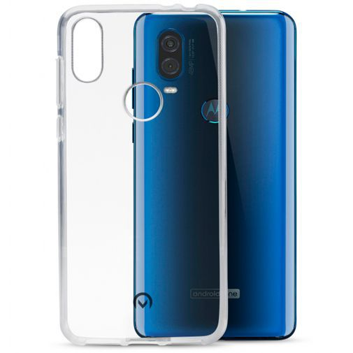 Productafbeelding van de Mobilize Gelly Case Clear Motorola One Action