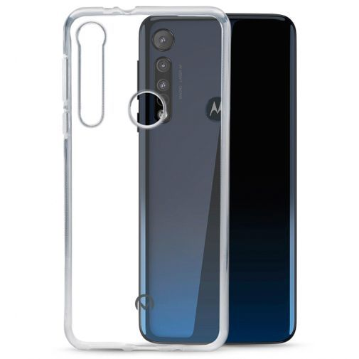 Productafbeelding van de Mobilize Gelly Case Clear Motorola One Macro