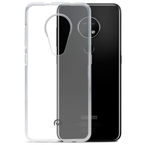 Productafbeelding van de Mobilize Gelly Case Clear Nokia 6.2/7.2