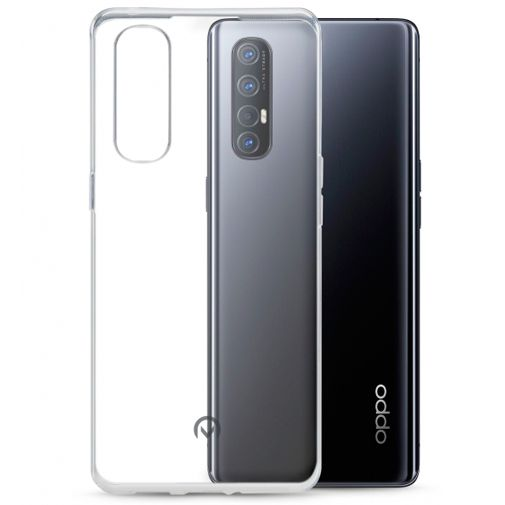 Productafbeelding van de Mobilize Gelly Case Clear Oppo Find X2 Neo/Reno 3 Pro 5G