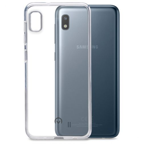 Produktimage des Mobilize Gelly Case Clear Samsung Galaxy A10