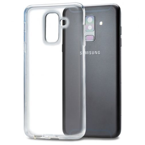Produktimage des Mobilize Gelly Case Clear Samsung Galaxy A6+