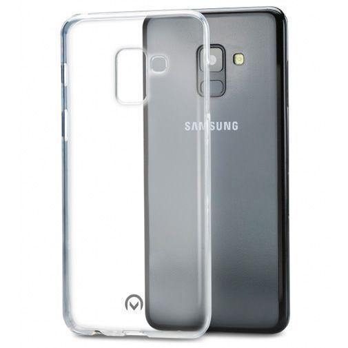 Produktimage des Mobilize Gelly Case Clear Samsung Galaxy A8 (2018)