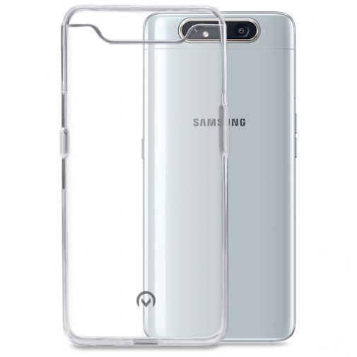 Productafbeelding van de Mobilize Gelly Case Clear Samsung Galaxy A80