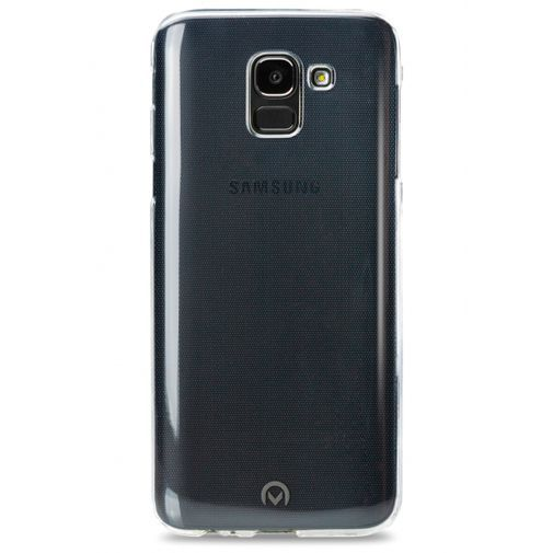 Produktimage des Mobilize Gelly Case Clear Samsung Galaxy J6