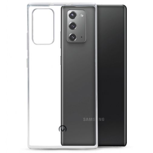 Productafbeelding van de Mobilize Gelly Case Clear Samsung Galaxy Note 20