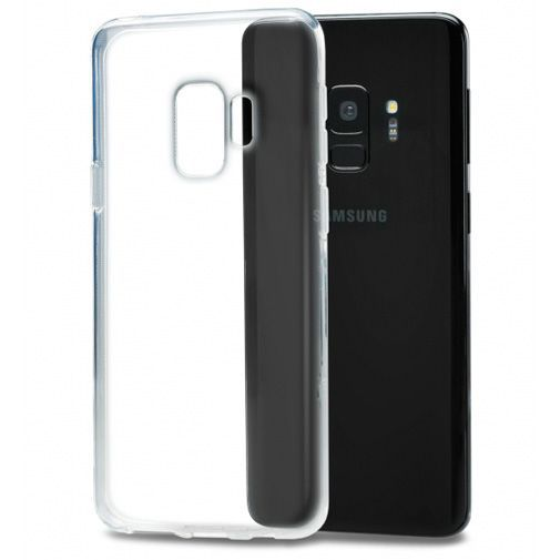 Produktimage des Mobilize Gelly Case Clear Samsung Galaxy S9
