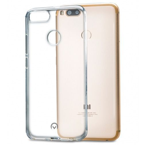 Productafbeelding van de Mobilize Gelly Case Clear Xiaomi Mi A1