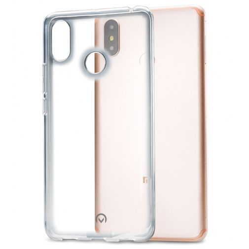 Productafbeelding van de Mobilize Gelly Case Clear Xiaomi Mi Max 3