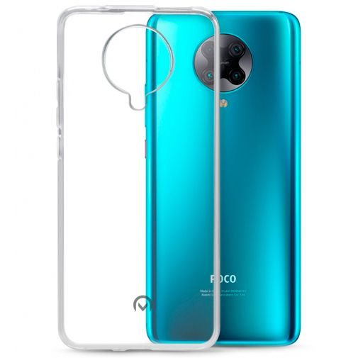 Productafbeelding van de Mobilize Gelly Case Clear Xiaomi Poco F2 Pro