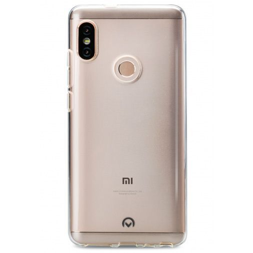 Productafbeelding van de Mobilize Gelly Case Clear Xiaomi Redmi Note 5