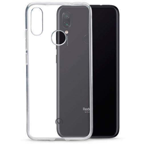 Produktimage des Mobilize Gelly Case Clear Xiaomi Redmi Note 7