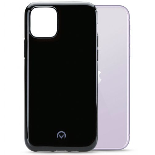 Produktimage des Mobilize Gelly Case Schwarz Apple iPhone 11