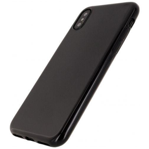 Productafbeelding van de Mobilize Gelly Case Black Apple iPhone X/XS