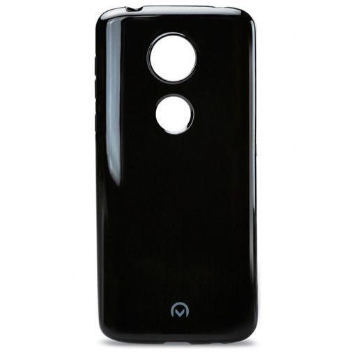 Productafbeelding van de Mobilize Gelly Case Black Motorola Moto E5 Plus