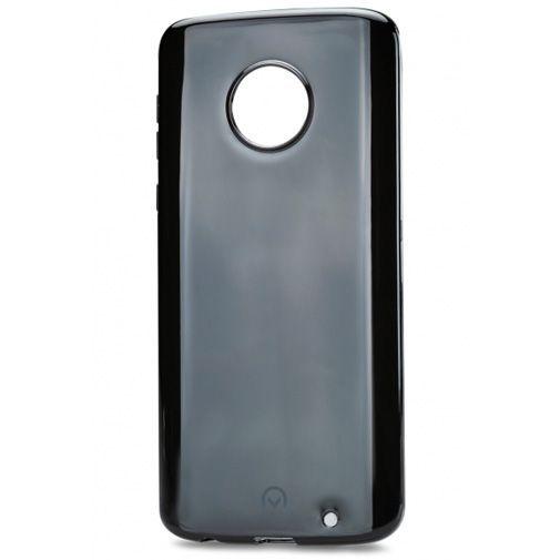 Productafbeelding van de Mobilize Gelly Case Black Motorola Moto G6 Plus