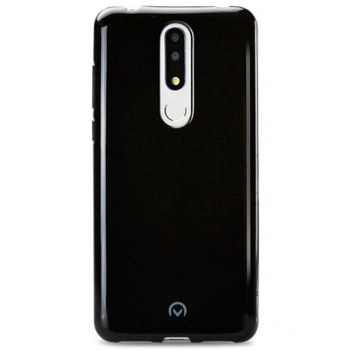Productafbeelding van de Mobilize Gelly Case Black Nokia 3.1 Plus