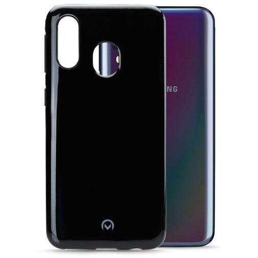 Produktimage des Mobilize Gelly Case Schwarz Samsung Galaxy A40