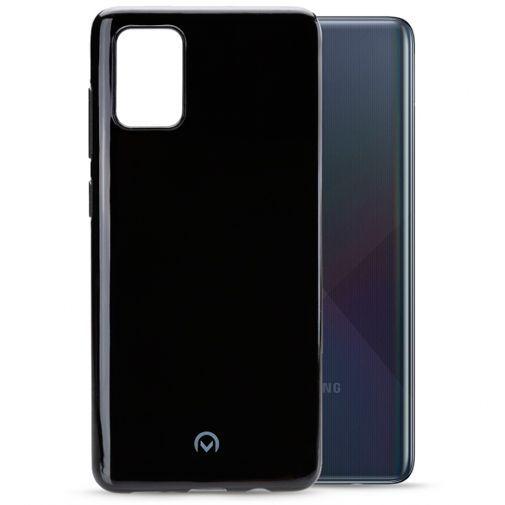 Produktimage des Mobilize Gelly Case Schwarz Samsung Galaxy A71