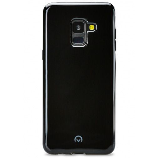 Produktimage des Mobilize Gelly Case Schwarz Samsung Galaxy A8 (2018)