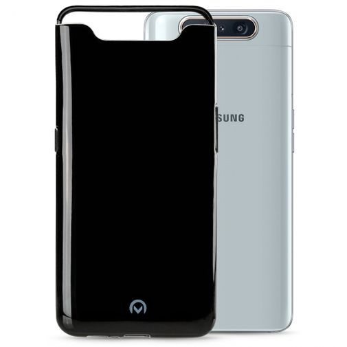 Productafbeelding van de Mobilize Gelly Case Black Samsung Galaxy A80