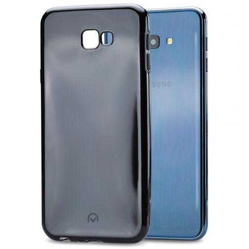 Produktimage des Mobilize Gelly Case Schwarz Samsung Galaxy J4+