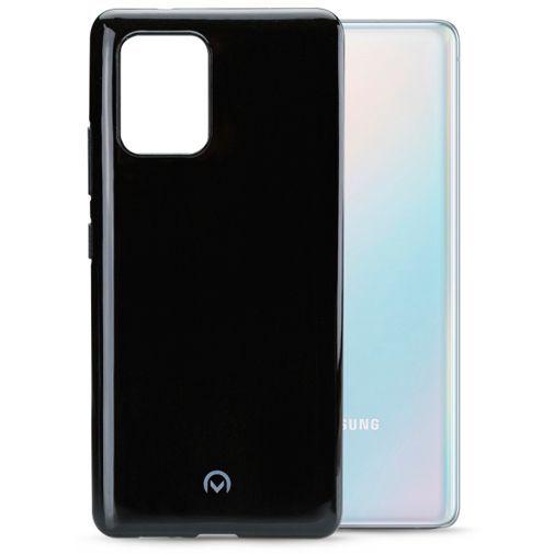 Produktimage des Mobilize Gelly Case Schwarz Samsung Galaxy S10 Lite