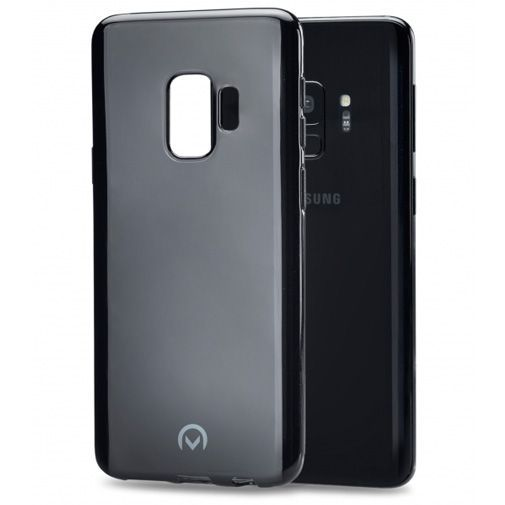 Produktimage des Mobilize Gelly Case Schwarz Samsung Galaxy S9