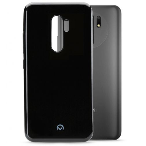 Productafbeelding van de Mobilize Gelly Case Black Xiaomi Redmi 9