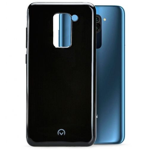 Productafbeelding van de Mobilize Gelly Case Black Xiaomi Redmi Note 9