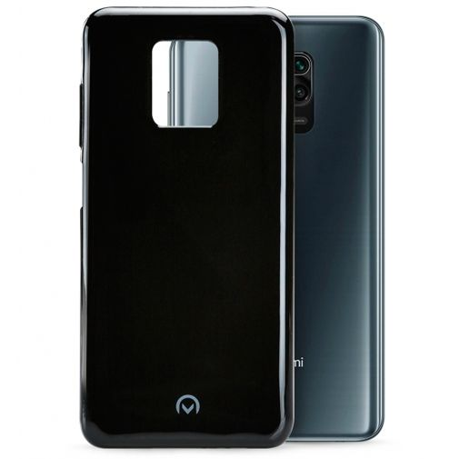 Productafbeelding van de Mobilize Gelly Case Black Xiaomi Redmi Note 9S/Note 9 Pro