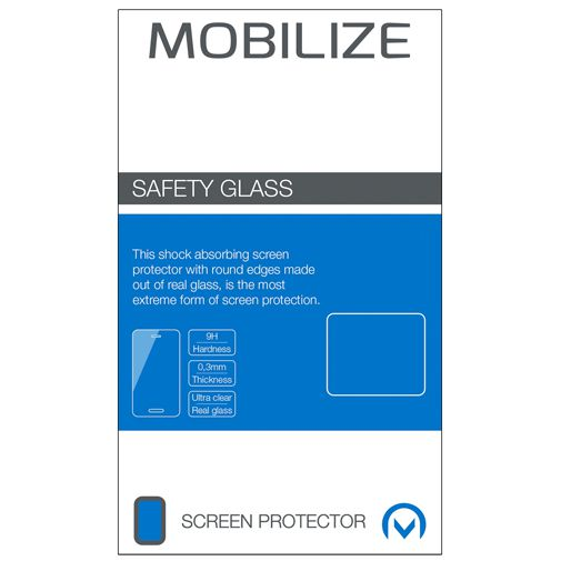 Productafbeelding van de Mobilize Gehard Glas Clear Screenprotector Xiaomi Poco X3