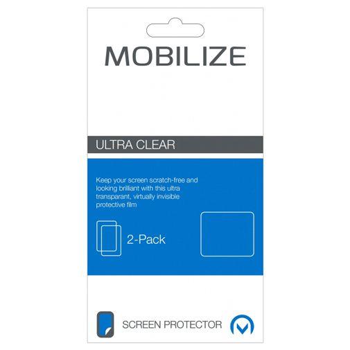 Productafbeelding van de Mobilize Plastic Clear Screenprotector Samsung Galaxy A52 2-pack
