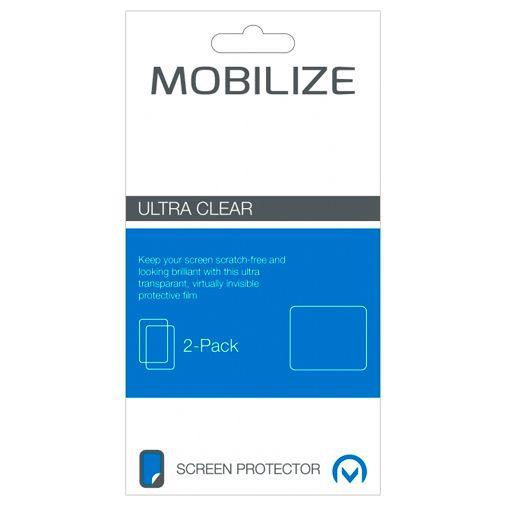 Productafbeelding van de Mobilize Plastic Clear Screenprotector Xiaomi Redmi 9T 2-pack