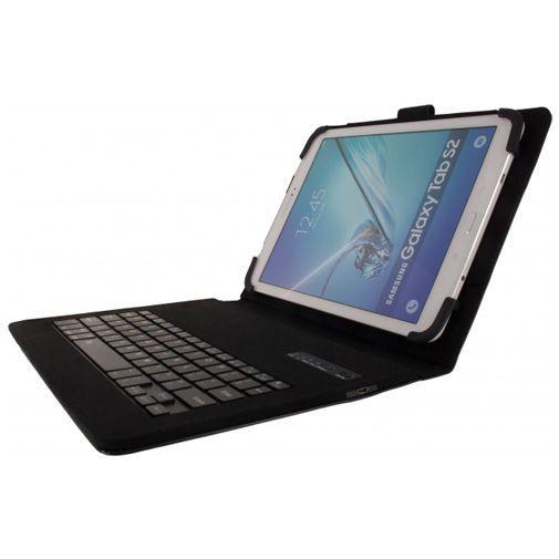 Productafbeelding van de Mobilize Premium Bluetooth Keyboard Case Black Universeel 9-10 inch