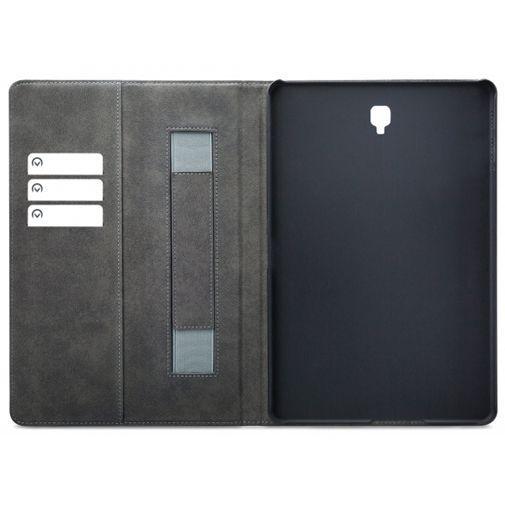 Produktimage des Mobilize Premium Folio Case Schwarz Samsung Galaxy Tab S4 10.5