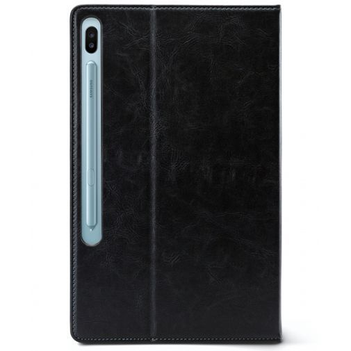 Productafbeelding van de Mobilize Premium Folio Case Black Samsung Galaxy Tab S6