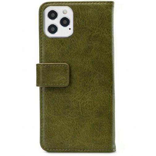 Productafbeelding van de Mobilize Elite PU-leer Book Case Groen Apple iPhone 12/12 Pro