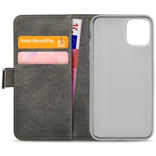 Productafbeelding van de Mobilize PU-leer Book Case Zwart Apple iPhone 12 Pro Max