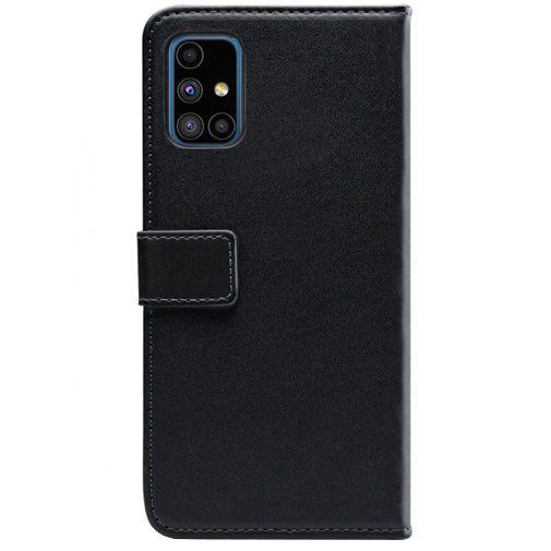 Productafbeelding van de Mobilize PU-leer Book Case Zwart Samsung Galaxy M51