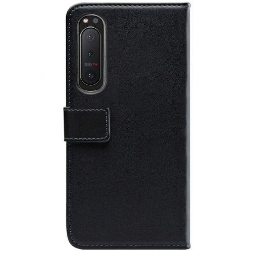 Productafbeelding van de Mobilize PU-leer Book Case Zwart Sony Xperia 5 II